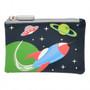 Bobble Art Wallet - Rocket