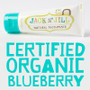 Jack and Jill Natural Toothpaste - Blueberry