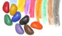 Crayon Rocks Treasure Bag - 8 Primary Colours