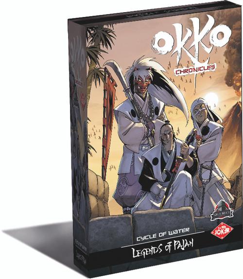 Okko Chronicles: Legends of Pajan