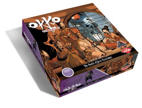 Okko Chronicles: House of Jade Pleasures