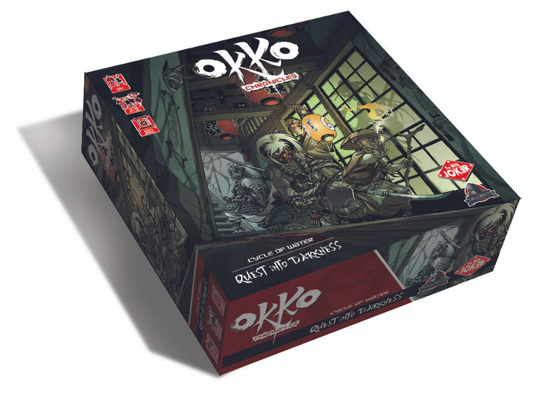 Okko Chronicles: Cycle of Water – Quest into Darkness