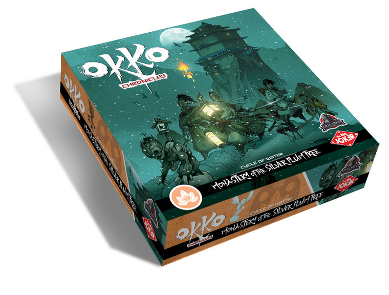 Okko Chronicles: The Monastry of the Silver Plum