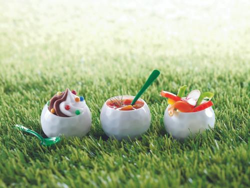Sph'air 2.5 oz Golf Ball White (Case of 200 pc)