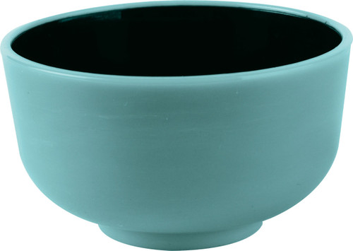 Solia Thai Mini Bowl 1 oz Turquoise & Black