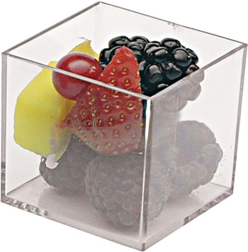 Solia Cube Transparent 2.5 oz