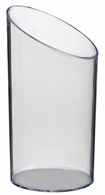 Truncated Tube Transparent 2.7 oz (Case of 200 pc)