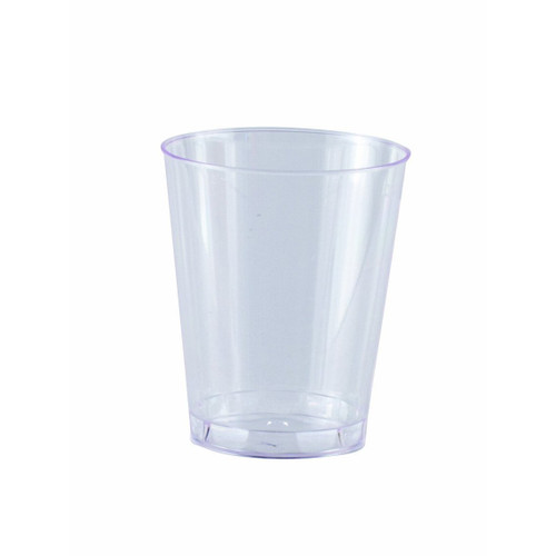 Mini clear cup 2.4 oz (Case of 800 pc)