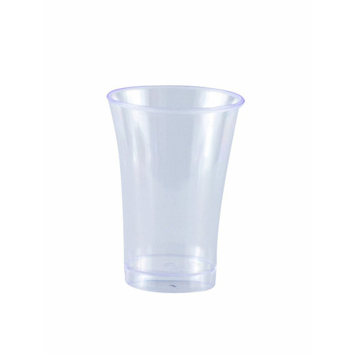 Clear Plastic Mini Injected Cup 1.7 oz (Case of 200 pc)
