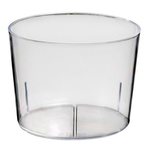 Feria Bodega plastic cup 6.7 oz Transparent (Case of 200 pc)