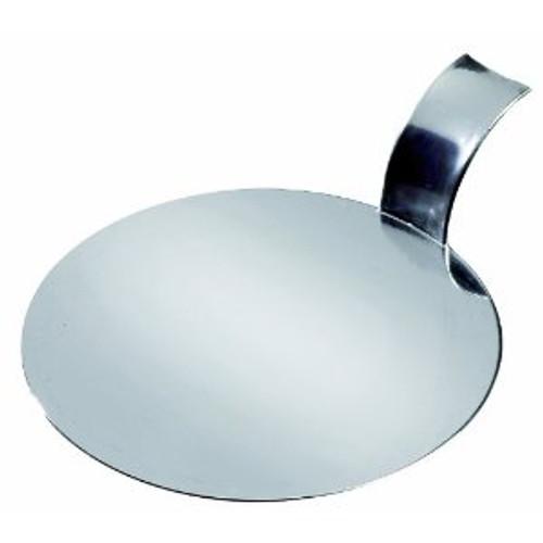 "Solia Disc 3.1"" Palet Dish Transparent"