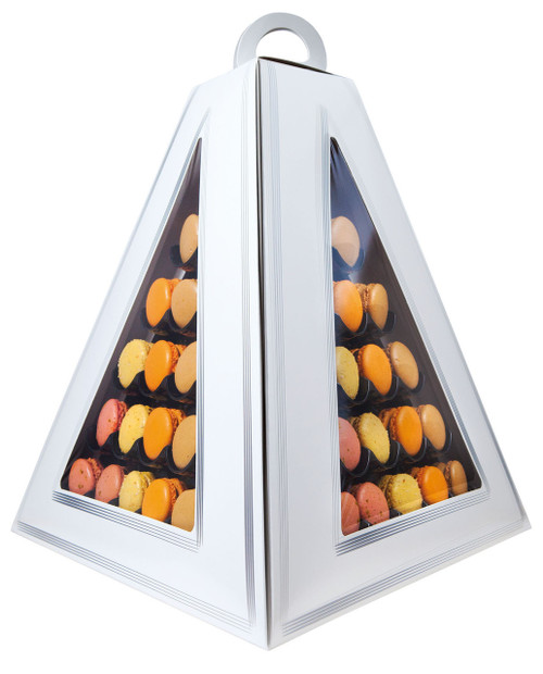 30 Macaroons Pyramid (Case of 50 pc)