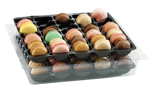 Solia Cake Box for 70 Macaroons