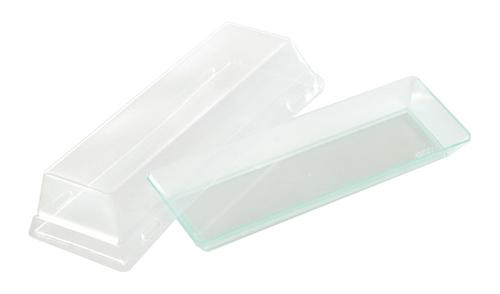 Solia Lid for Quartz 6.7 x 2.4'' Plate Clear