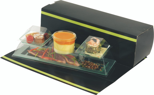 Jewel Executive Lunchbox Kit (Case of 50 pc)