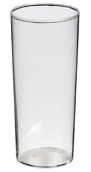 Tubby Cup Clear 4.4 Oz (Case of 200 pc)