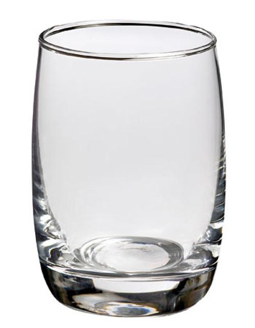 "Solia Tonnelet  H3.1"" Ø2.2"" - 4.7 oz  Real Glass Cup"