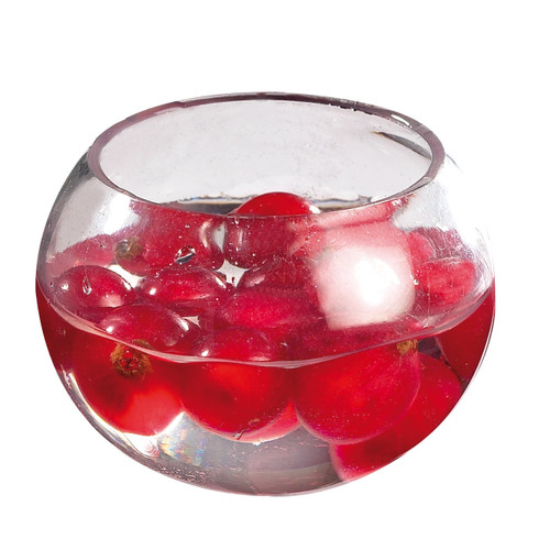 Solia Mini Sph'air 1oz  Transparent Cup
