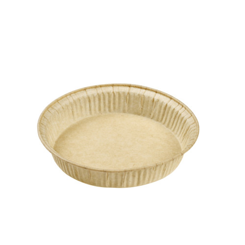 "Round Baking Paper Mold 3.9"" (Case of 450 pc)"