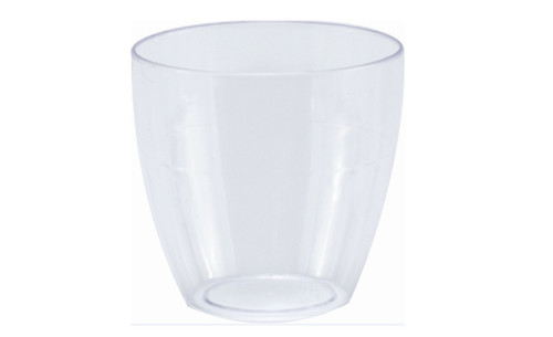 Canteen Cup 2.7 oz Transparent (Case of 800 pc)