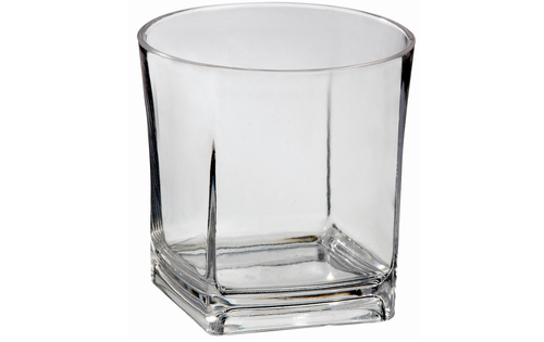 Mini Cup Whisky 2.5 oz Transparent