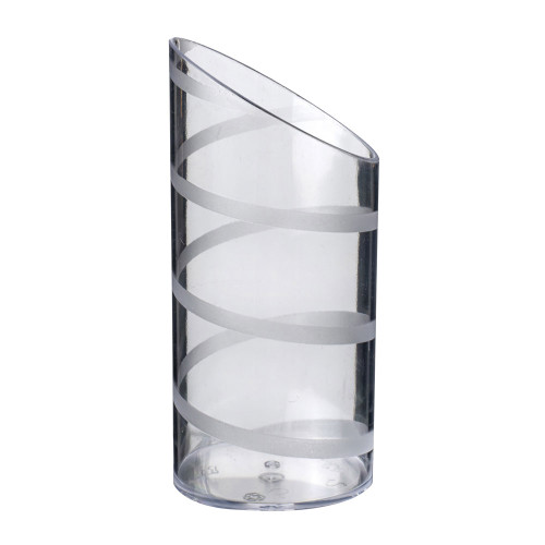 Spiral Tuncated Tube 2.7 oz (Case of 200 pc)