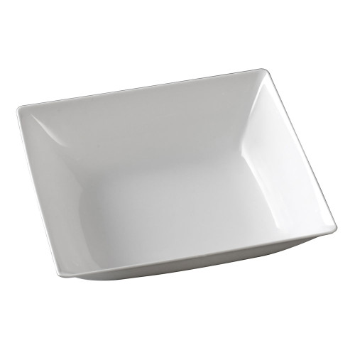 Fluid Cup Plate 5.1x4.7 White (Case of 200 pc)