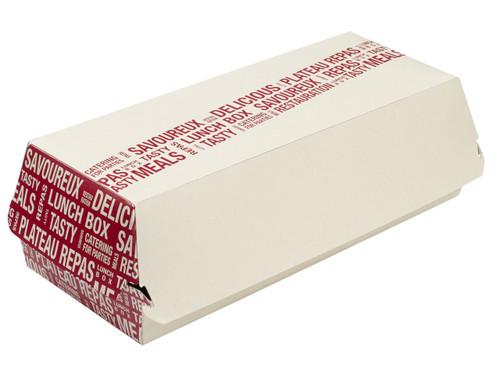 City Panini Box 10.2 x 4.7 x 2.8 (Case of 200 pc)