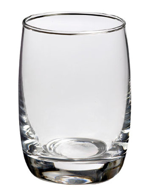 Mini Tonnelet 3.7 oz Real Glass Cup