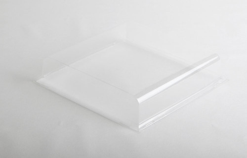 Lid for Tray Slate 11.5 x 5.4 x 0.4 PS52503 (Case of 160 pc)