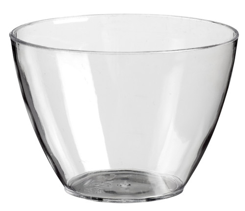 Mini Bowl Trasparent 1 oz - LID NOT INCLUDED (Case of 1,200 pc)