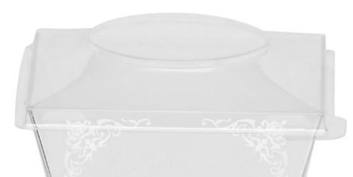 Lid For Gustav Transparent 7.4 oz
