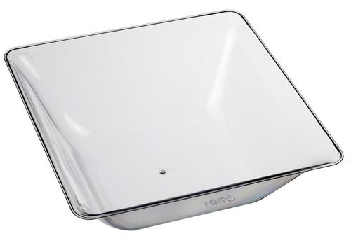 Solia Salad Bowl 30 oz Clear Transparent