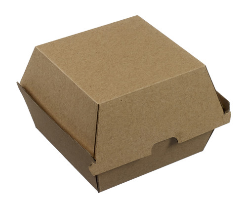 Cardboard punnet Nano-Kraft 105x102x83mm (Case of 250 pc)