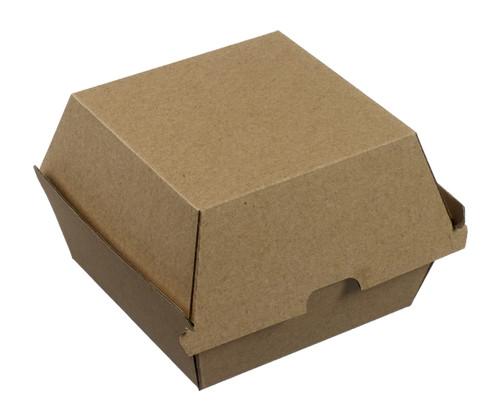 Cardboard punnet Nano-Kraft 105x102x83mm (Case of 250 pc)
