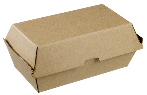 Cardboard punnet Nano-Kraft 175x90x85mm (Case of 200 pc)