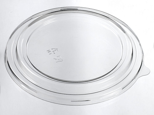 Transparent lid for round salad bowl ES31272 and VF31292, 1300ml (Case of 300 pc)