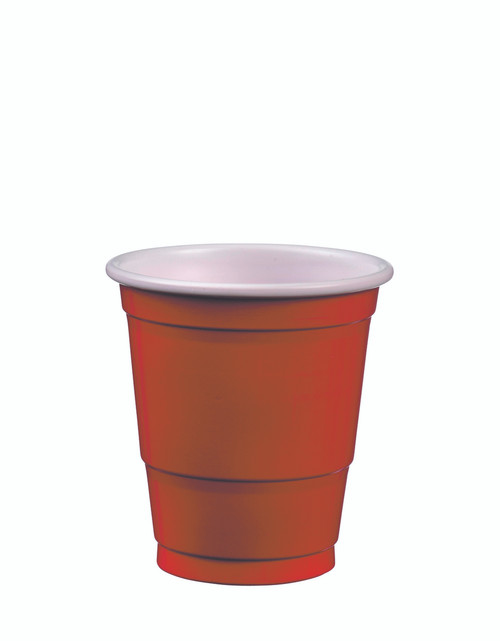 Mini Red cup shooter 100ml/3.4oz (Case of 2,000 pc)