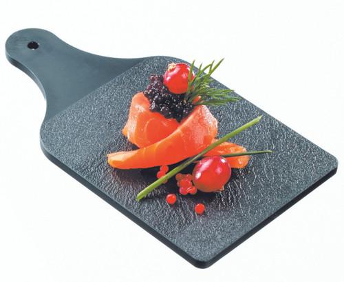 Slatelike mini display board black 100x55x3mm / 3.9x2.2x0.1 (Case of 300 pc)