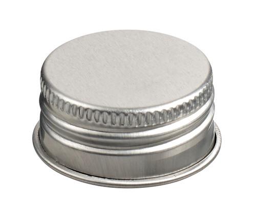 Aluminum Cap for Marie and Fragrance Plastic Bottle (Case of 100 pc)