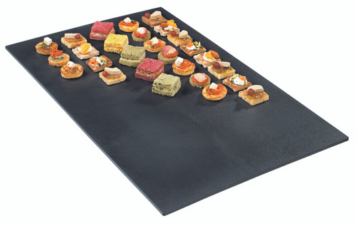 Tray Slate GN1/1 20.8'' x 12.8'' x 0.3'' (Case of 10 pc)