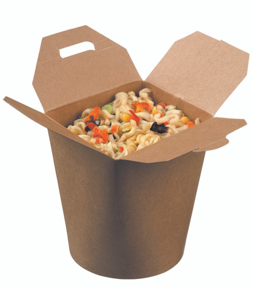 Noodle Medium Kraft Box 25.4oz / 750ml  ES31251