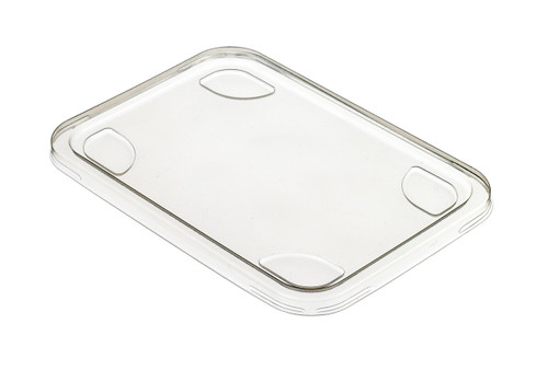 Lid plastic PP for Laminated container VF38440 (Case of 400 pc)