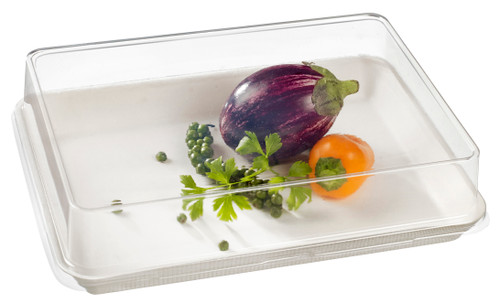 Lid PET Transparent for Kanopee plate VF40192 (Case of 300 pc)