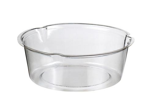 """Insert for Dessert Pot Cup BU30599c, (2 oz),  H 0.9"""" x D 2.6"""""""
