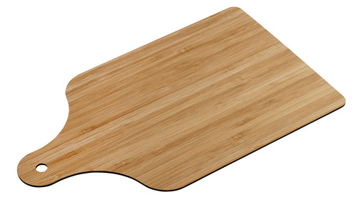 """Bamboo Bistro Board 11.8"""" x 7.1"""" / 300 x 180mm (Case of 50 pc)"""