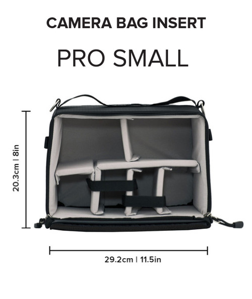 f-stop ICU (Internal Camera Unit) - Pro Small Camera Bag Insert and Cube