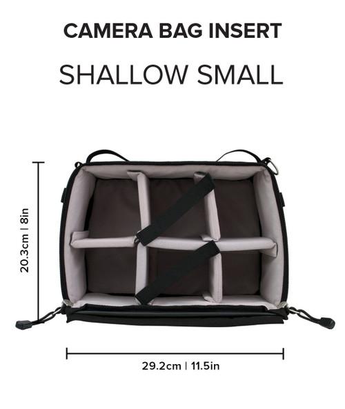 f-stop ICU (Internal Camera Unit) - Shallow Small Camera Bag Insert and Cube