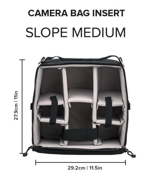 f-stop ICU (Internal Camera Unit) - Slope Medium Camera Bag Insert and Cube
