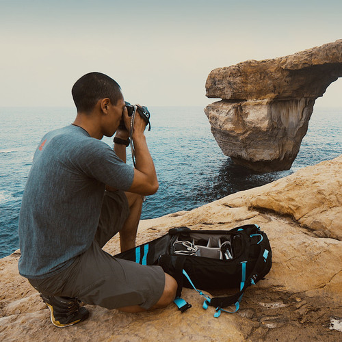 Loka 37L Ultra-Light Travel Camera Backpack